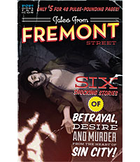 Tales from Fremont Street cover