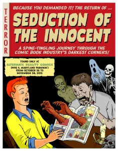 seduction of the innocent poster